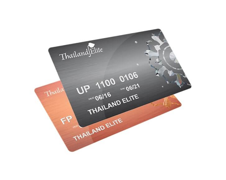 Thailand Elite program cards