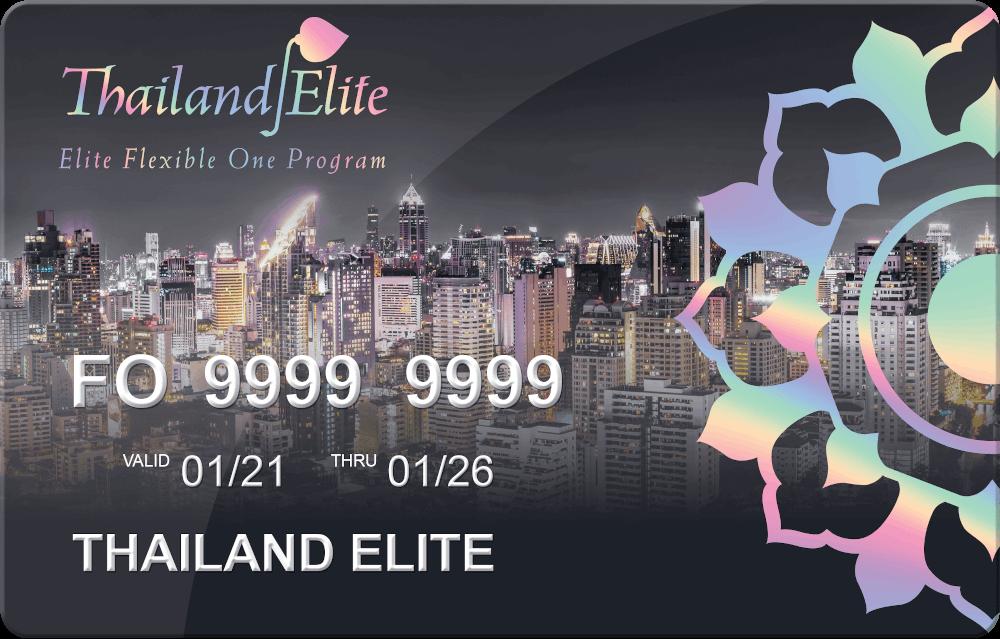 Elite Flexible One card